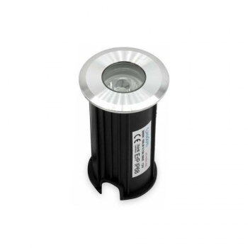 FARETTO FARO LED IMMERSIONE SUBACQUEO PISCINA IP68 2W 12V