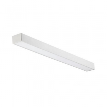 PLAFONIERA LED 120CM BARRA LED SLIM DA SOFFITTO O SOSPESA 48W